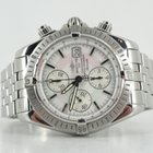 Breitling Evolution mother of pearl dial
