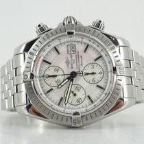 Breitling Evolution mother of pearl dial (mop)
