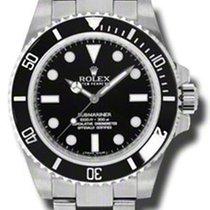 Rolex Submariner Steel 40mm Ref 114060 w/Card No Date New