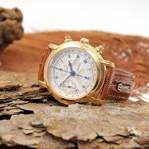 Μορίς Λακρουά (Maurice Lacroix) Croneo Chronograph vergoldet