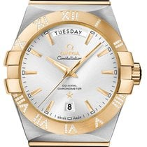 Omega Constellation Co-Axial Automatic Day Date 38mm 123.25.38...