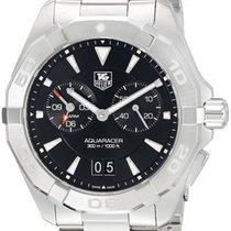 TAG Heuer Watch Aquaracer Grande-Date Alarm WAF111Z.BA0801