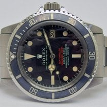 "Rolex 1665 SEA DWELLER MKII ""Double Red"" Thin Case"