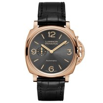 Panerai LUMINOR DUE 3 DAYS AUTOMATIC ORO ROSSO - 45 MM PAM675