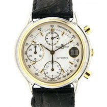 Baume & Mercier Baumatic 6103 Steel, Yellow Gold, 36mm
