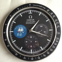 Omega Speedmaster Snoopy Dealer Wall Clock SUPER SALE