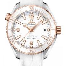 Omega Ladies 21523402004001 Seamaster Watch