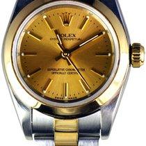 Ρολεξ (Rolex) Ladies Stainless Steel Bracelet Oyster Perpetual...