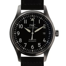 IWC Pilots  Mark XVIII Black Dial Automatic IW327001 Mens WATCH