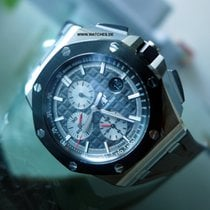 Audemars Piguet Royal Oak Offshore Chronograph Titanium -...