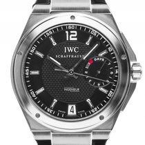 IWC Big Ingenieur 7 Days Power Reserve Stahl Automatik Armband...