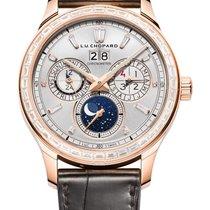 Chopard L.U.C Lunar One 18K Rose Gold & Diamonds Ladies Watch