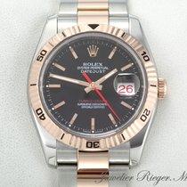 Rolex Datejust Turn o Graph 116261 Stahl Rosegold 750 Automatik