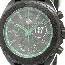TAG Heuer Formula 1 Cristiano Ronaldo Cr7 Ltd Edition Watch...