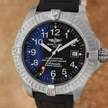 Breitling Avenger Seawolf Titanium Swiss Made 44mm Automatic...