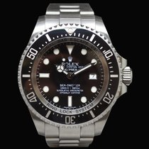 Rolex Sea-Dweller Deepsea 116660 Unpolished
