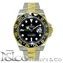 Rolex GMT-Master II - Two Tone Black Ceramic
