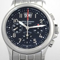 Revue Thommen Airspeed Flyback Chronograph Big Date