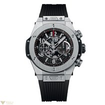 Hublot Big Bang Unico Titanium Ceramic Rubber Сhronograph...