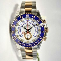 Rolex Oyster Perpetual Yacht-Master II Steel and Rose Gold Watch
