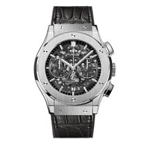 Hublot Classic Fusion 45mm Automatic Titanium Mens Watch Ref...
