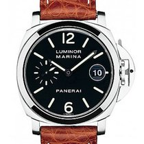 Panerai Luminor Marina Automatic Stainless Steel PAM00048