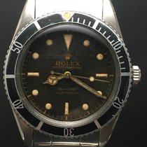 Rolex Submariner 6536/1 with Tropical Dial Full Set