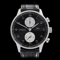 IWC Portuguese Stainless Steel Gents IW371404 - W3789