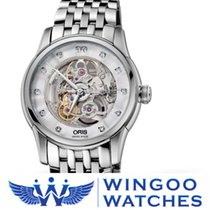 Oris ARTELIER SKELETON DIAMONDS Ref. 01 734 7670 4019-07 8 21 77