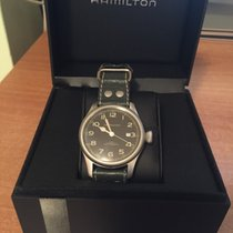 Hamilton Khaki antimagnetic automatic Team Earth