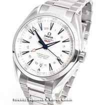 Omega Seamaster Aqua Terra GMT Chronometer Master Co-Axial -...