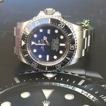 Rolex Sea-Dweller Deepsea D Blue James Cameron