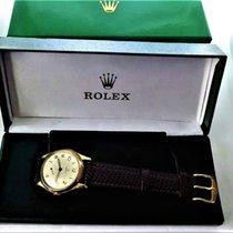 Rolex -signed Gents swiss wrist watch. {date hallarked...