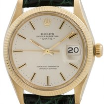 Rolex Oyster Perpetual Date ref 1503 14K YG circa 1972