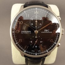 IWC Portuguese Chrono White gold / 41mm