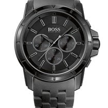 Hugo Boss 1513031 Black Herren Origin Chrono 44mm 5ATM