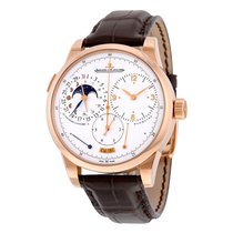 Jaeger-LeCoultre Men's Q6042521 Duometre Watch