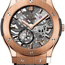 Hublot Classic Fusion Ultra-Thin Skeleton 42mm 545.OX.0180.LR
