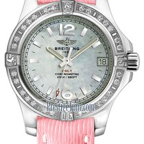Breitling Colt Lady 33mm a7738853/a770/238x