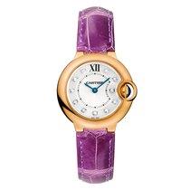 Cartier Ballon Bleu Automatic Ladies Watch Ref WJBB0019