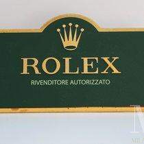 Rolex Rivenditore Autorizzato targa display stand dealer big size