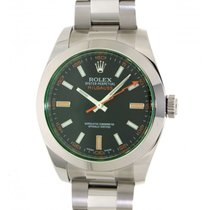 Rolex Milgauss 116400gv Steel, 40mm