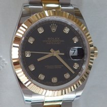 Rolex DATEJUST II 126333 BLACK DIAMOND