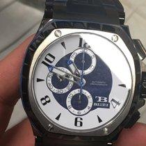 TB Buti MAGNUM - Chronograph - Steel - NEW OLD STOCK