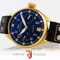 IWC 1 of 20 limited Big Pilot Arije Roségold Full Set incl....