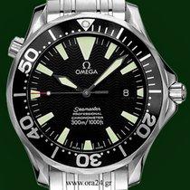 Ωμέγα (Omega) Seamaster 300M Automatic 41mm Black Dial...
