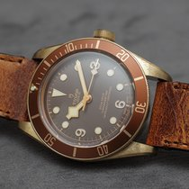 Tudor Héritage Black Bay Bronze - Jamais portée