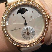 Blancpain WOMEN QUANTIÈME WITH DIAMONDS 3653295458B