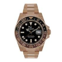 Rolex GMT Master II Everose Gold Watch 126715CHNR