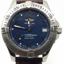Breitling COLT OCEAN AUTOMATIC BLUE DIAL